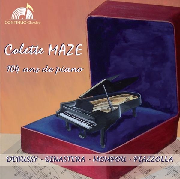 DE PIANO / COLETTE MAZE