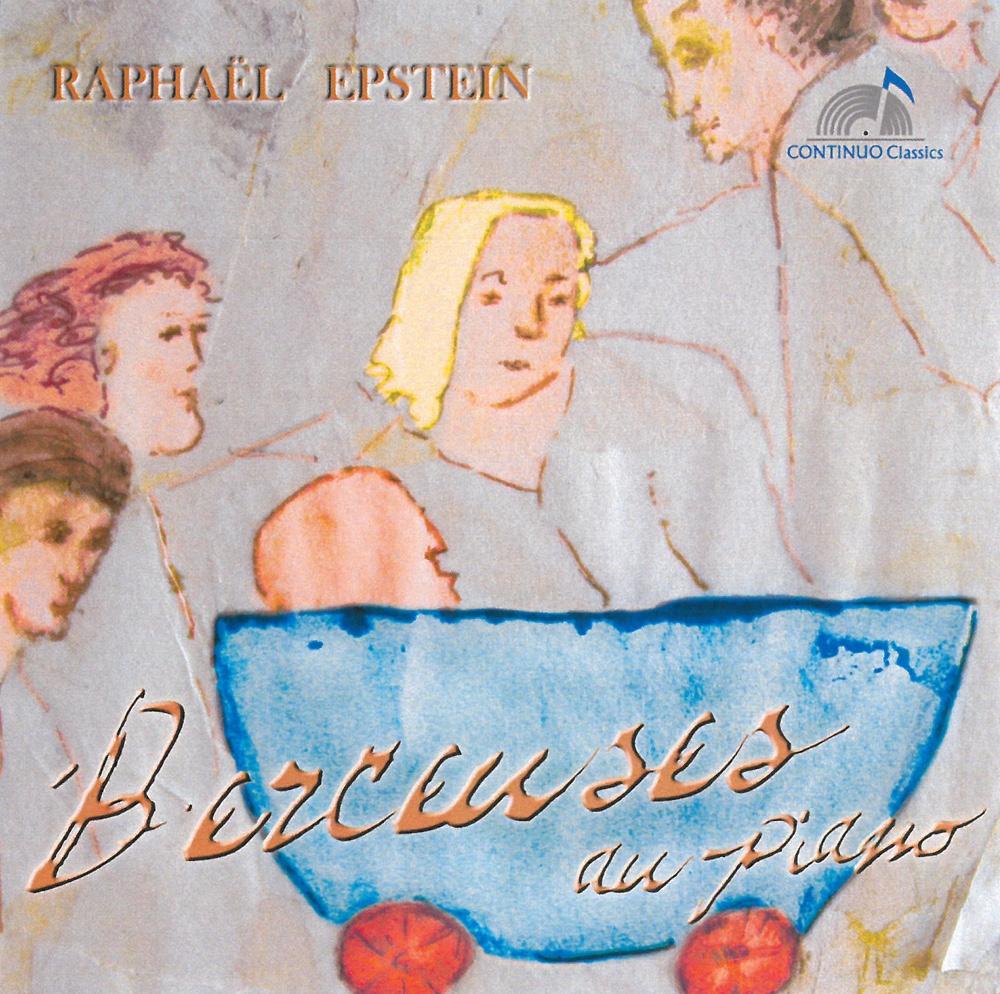 BERCEUSES AU PIANO / R.EPSTEIN