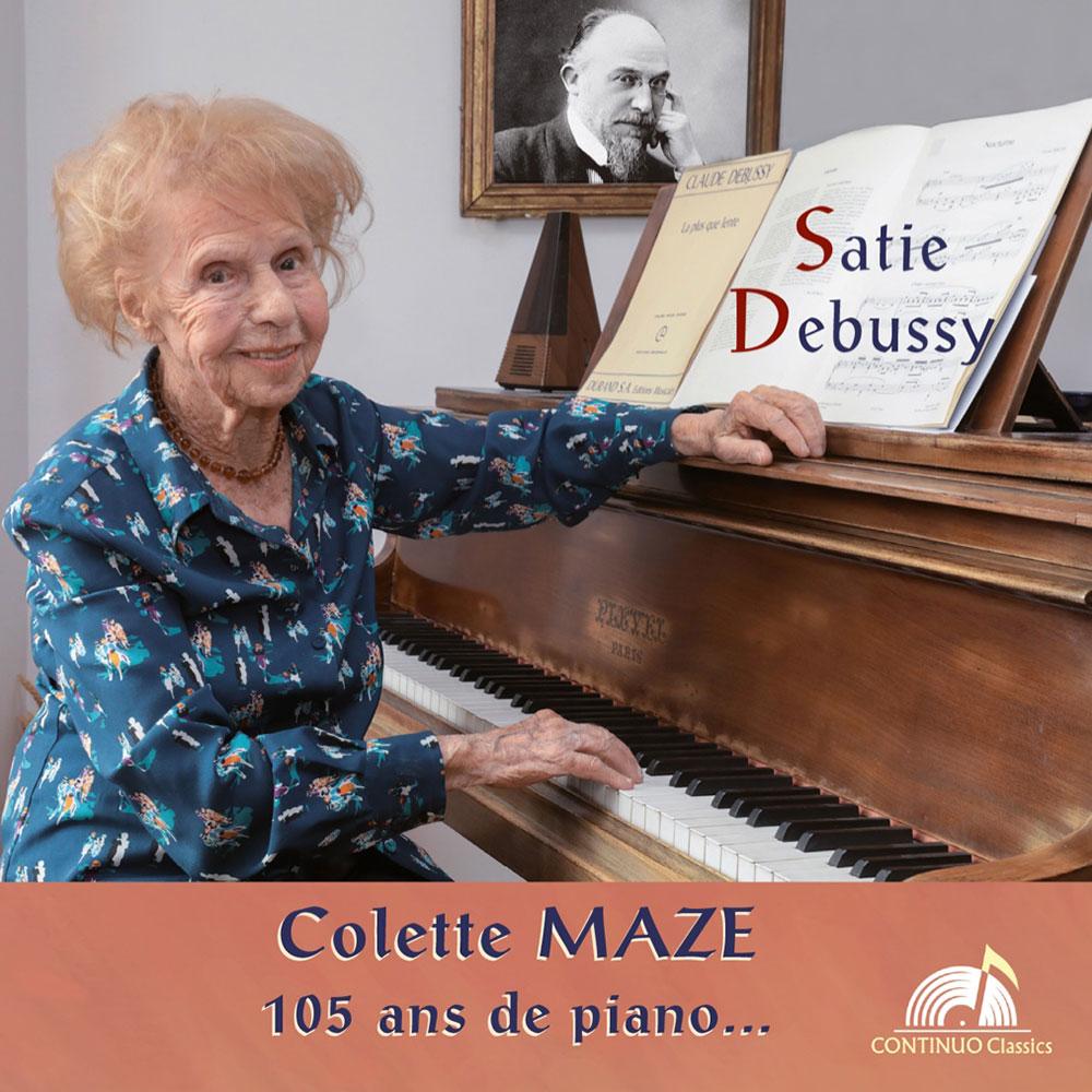 105 ans de Piano / Colette Maze