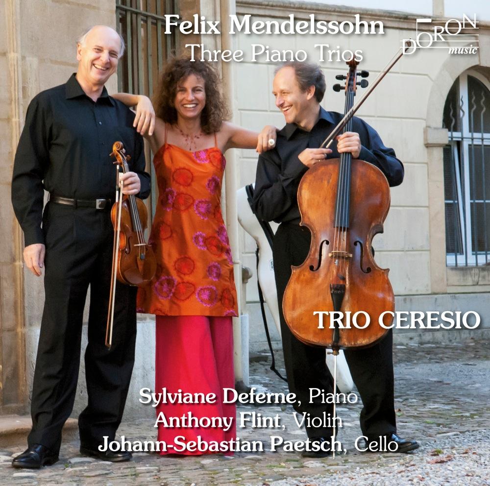 Mendelssohn : Trios avec piano