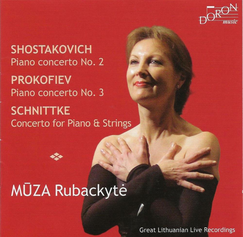 Chostakovitch - Prokofiev - Schnittke : Concertos pour piano