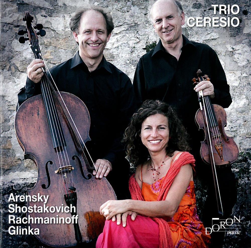 Trios Romantiques Russes avec Piano