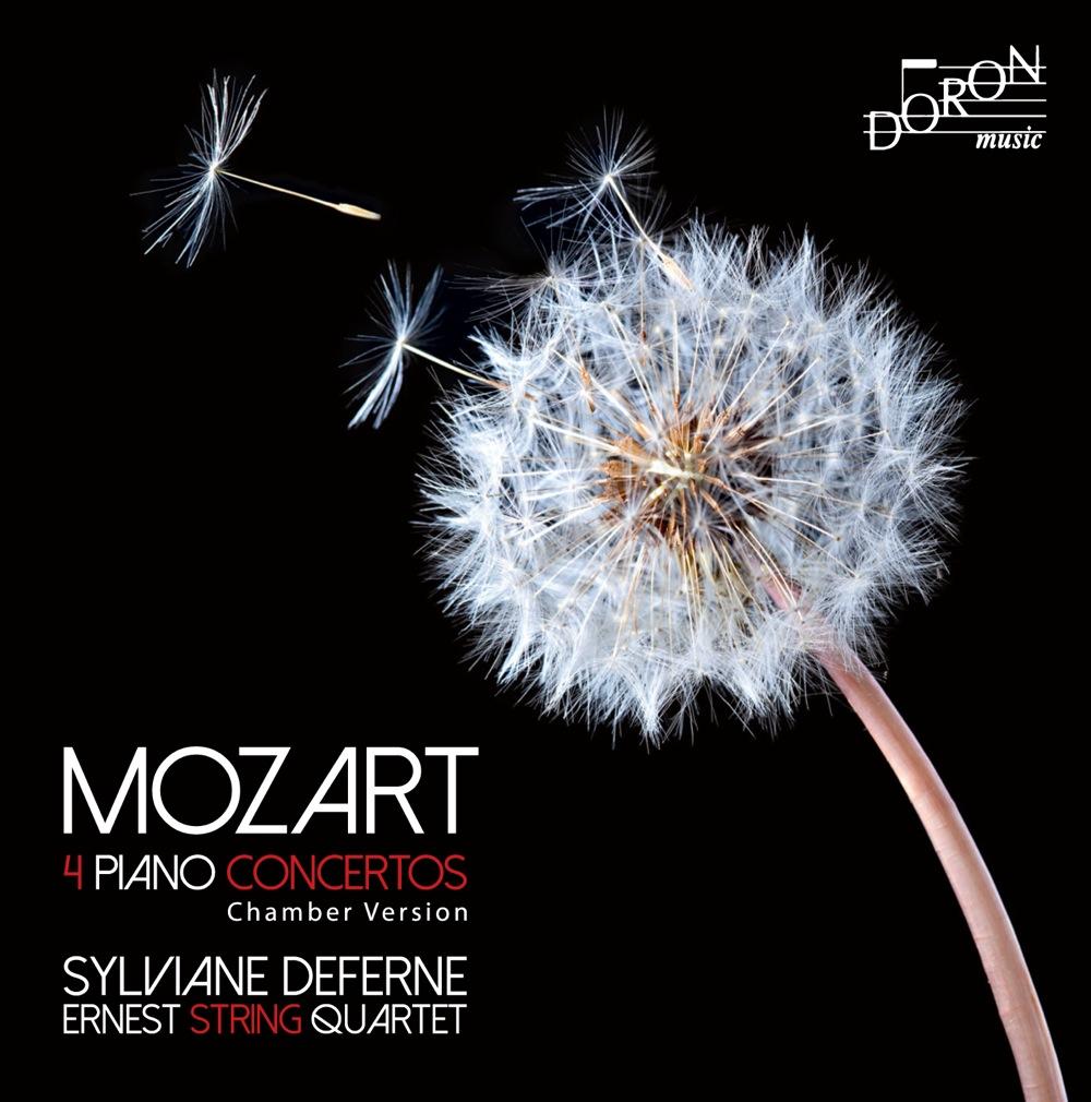 Mozart : 4 Concertos pour piano, version de chambre