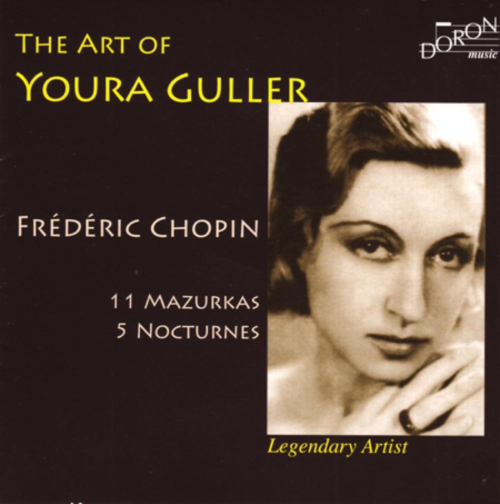 Chopin : L'Art de Youra Guller