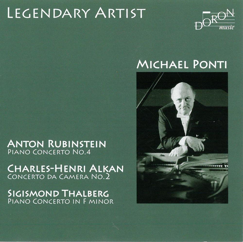 Rubinstein-Alkan-Thalberg : Concertos pour piano