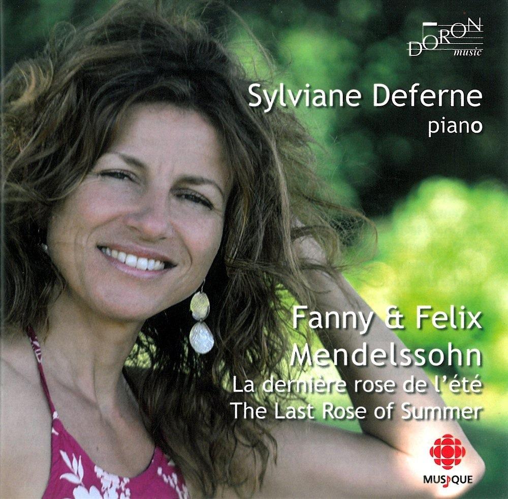 Mendelssohn, Fanny & Félix : La dernière rose de l'été
