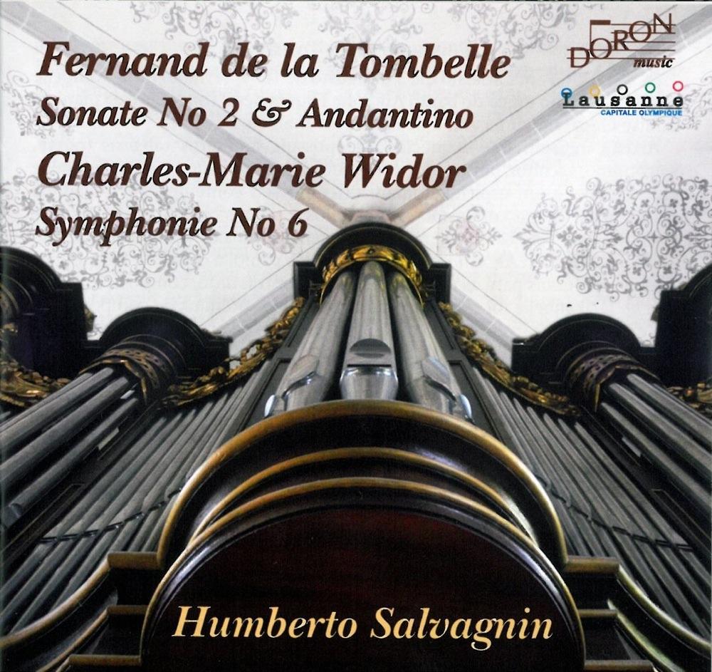 De la Tombelle & Widor : Oeuvres pour orgue