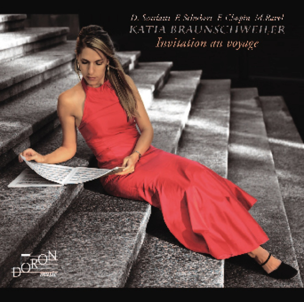 Scarlatti - Schubert - Chopin : Invitation au voyage