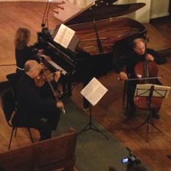 Trio CERESIO April 29, 201 S.Deferne, piano - A.Flint, violin - JS.Paetsch, cello